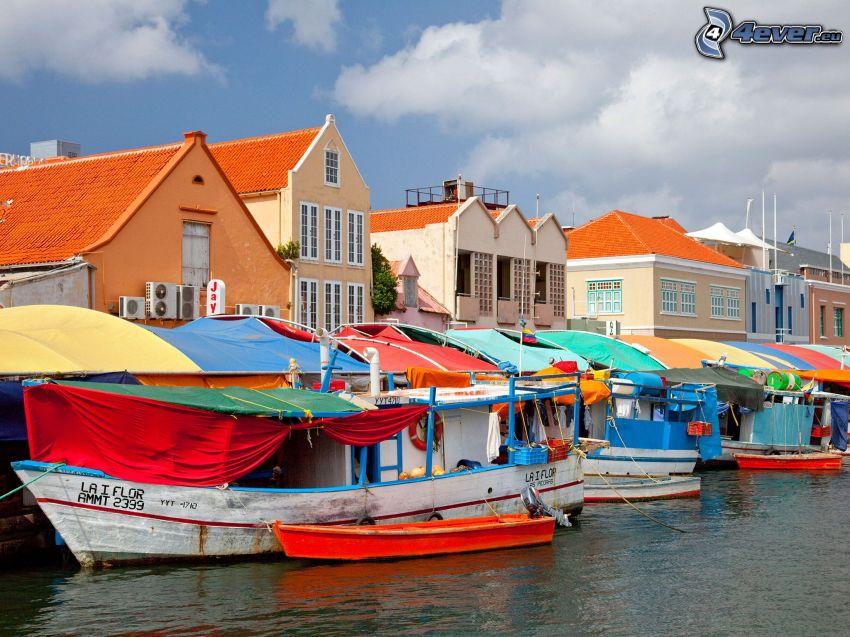 Curaçao, porto