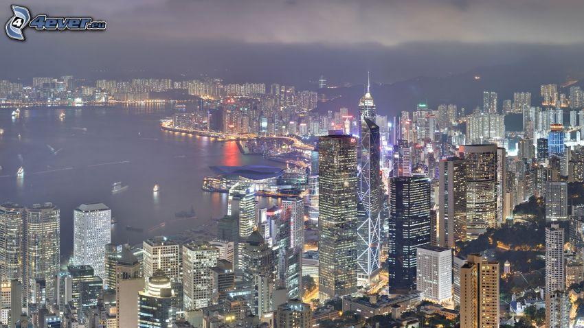 Hong Kong, grattacieli