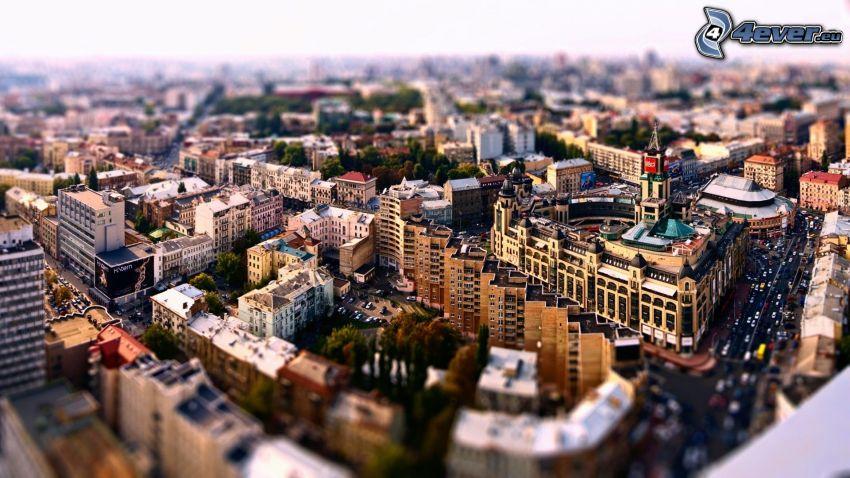 Kiev, diorama