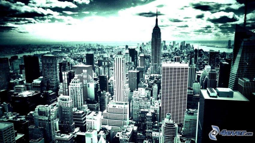 Manhattan, Empire State Building, New York