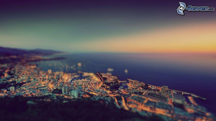Monaco, mare