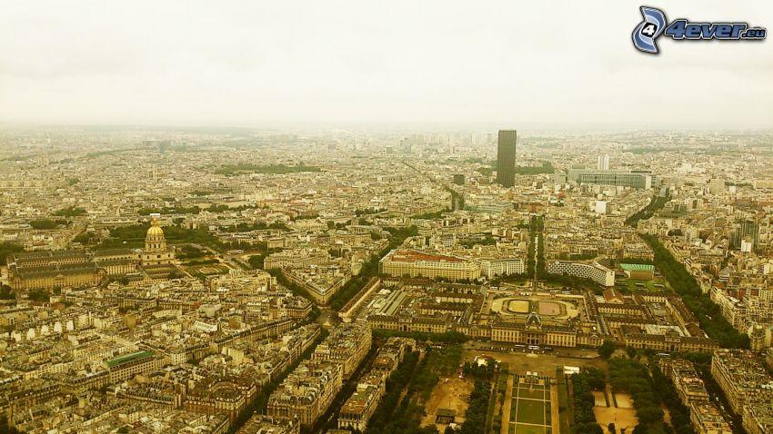 Parigi, Francia, vista della città