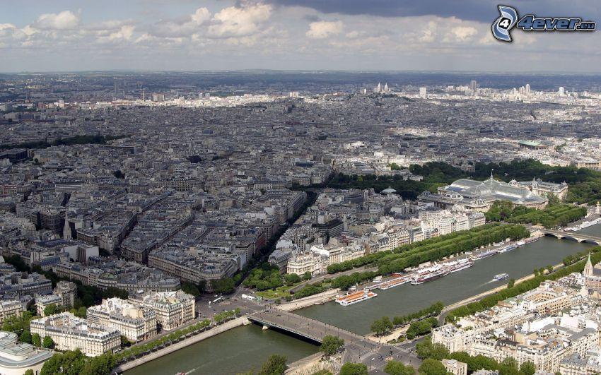 Parigi, Senna