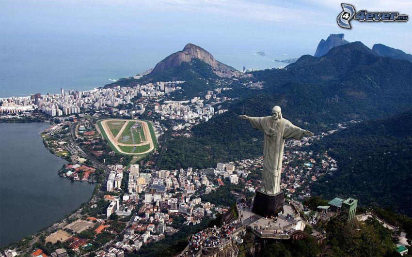 Rio De Janeiro, Gesù a Rio de Janeiro