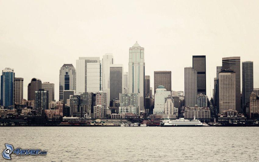 Seattle, grattacieli
