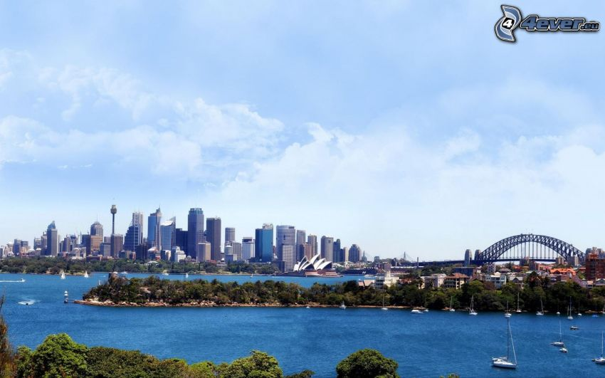 Sydney, grattacieli