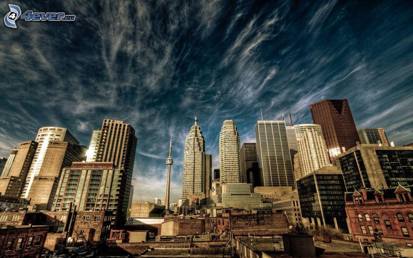 Toronto, grattacieli