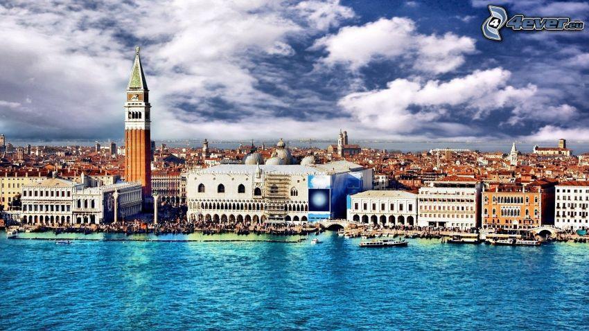 Venezia, HDR