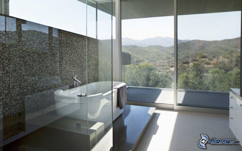 bagno, colline