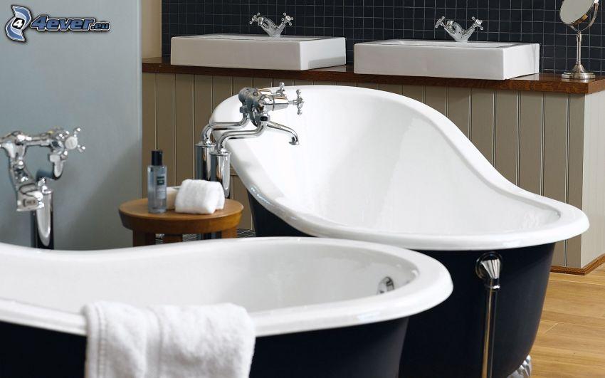 bagno, lavabi
