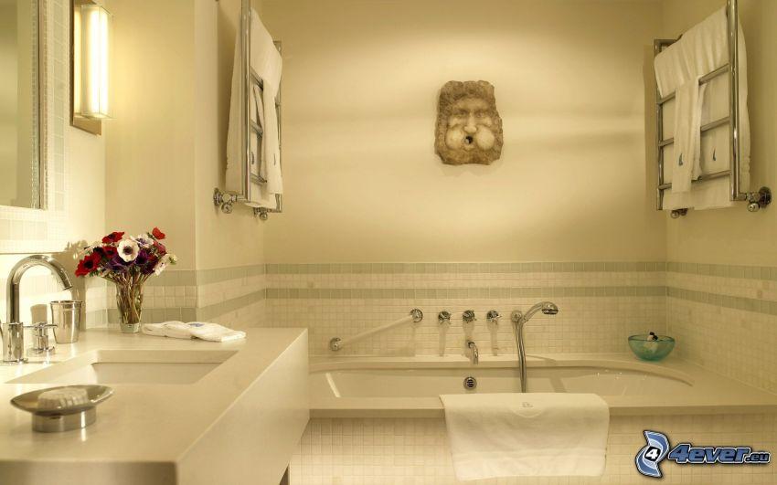 bagno, lavandino