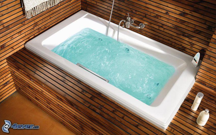 bagno, legno