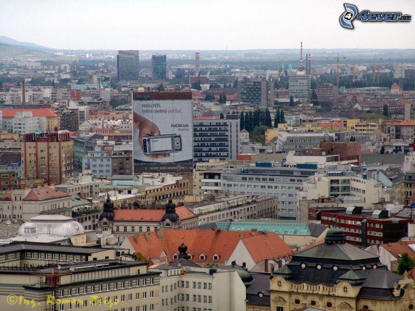 centro di una città, Bratislava, Hotel Kyjev