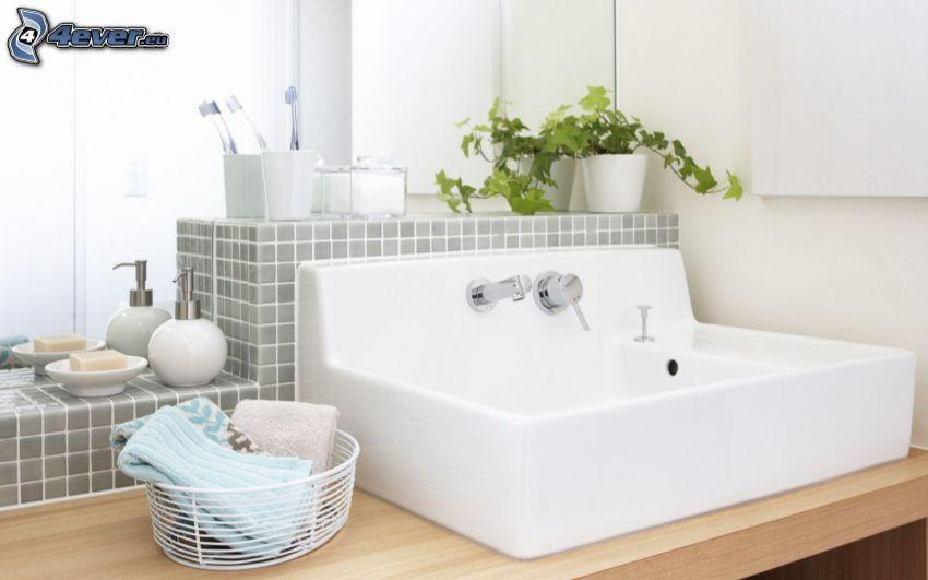 lavandino, bagno