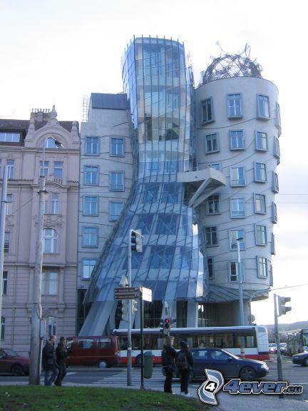 Praga, edificio