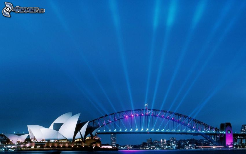Sydney Opera House, Sydney Harbour Bridge, Sydney