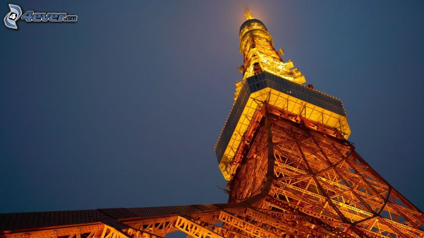 Torre Eiffel, Tokyo
