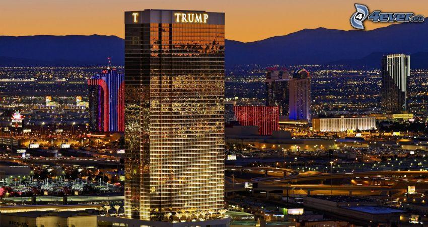 Trump hotel, Las Vegas