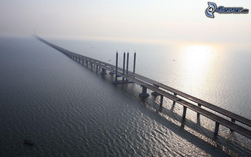 Bay Bridge, Cina