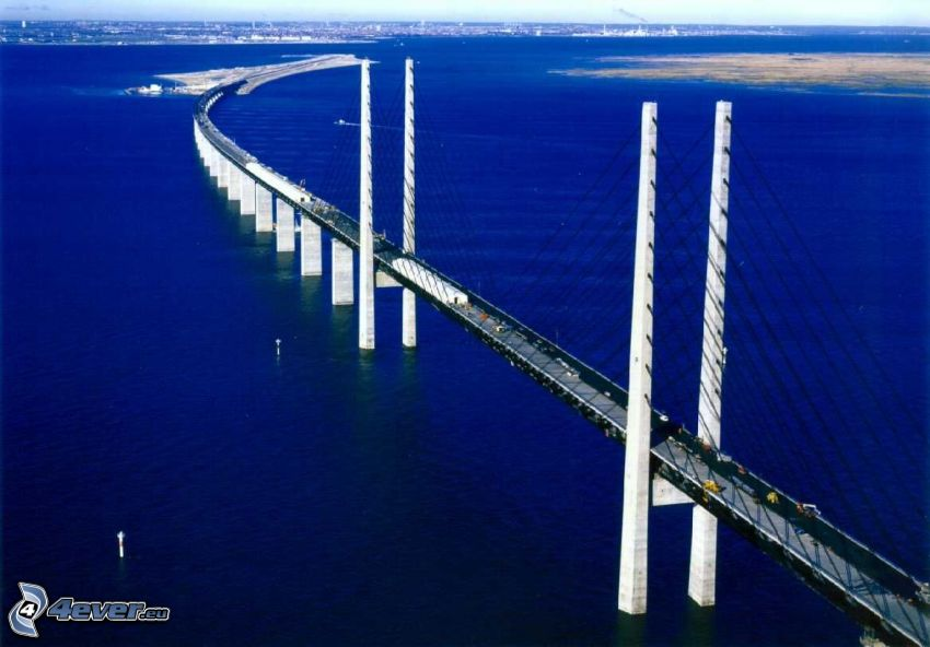 Øresund Bridge, Danimarca