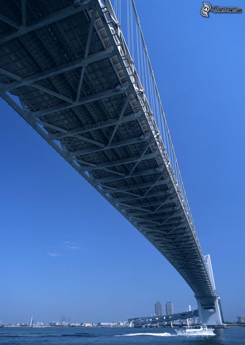 ponte dell'autostrada, Shanghai