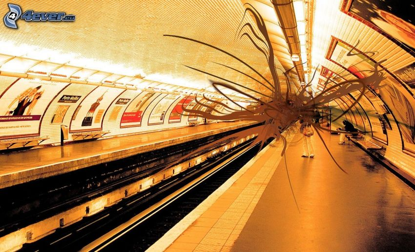 stazione del metro