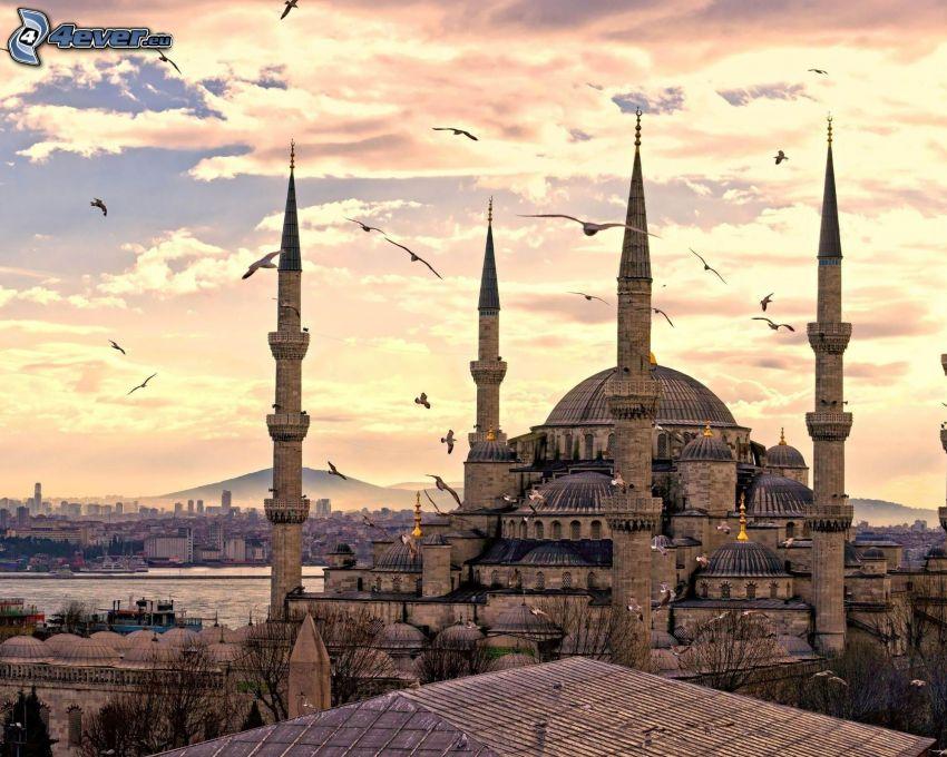 Basilica di Santa Sofia, Istanbul, Turchia