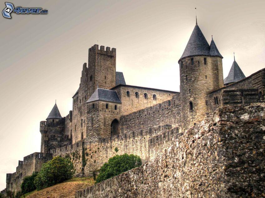 castello, HDR