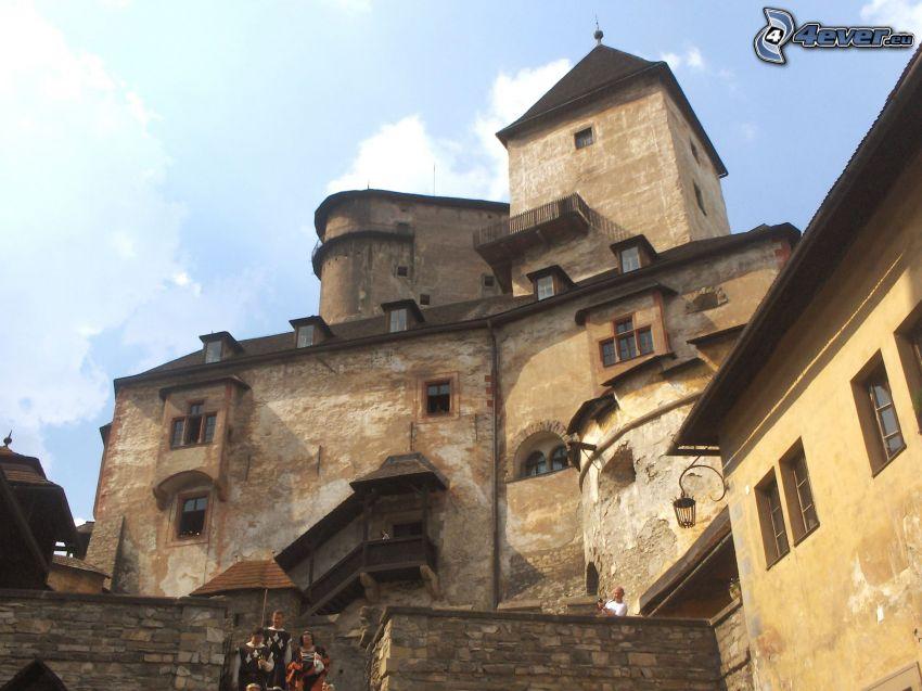 Castello di Orava, Orava
