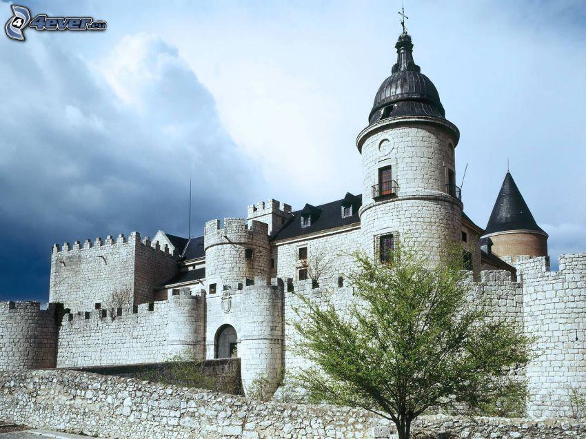 castle Simancas
