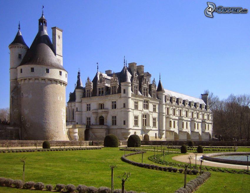 Château de Chenonceau, parco