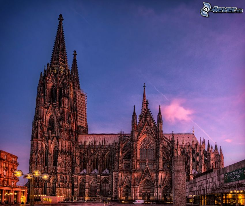 Duomo di Colonia, Colonia