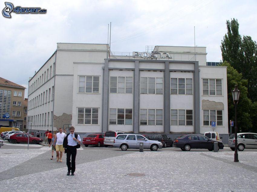posta, Nitra
