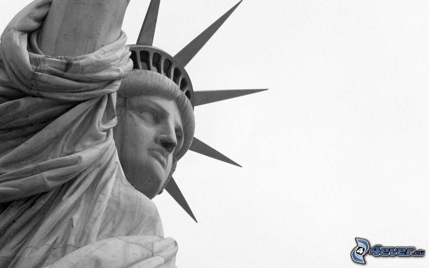 Statua della Libertà, New York, USA