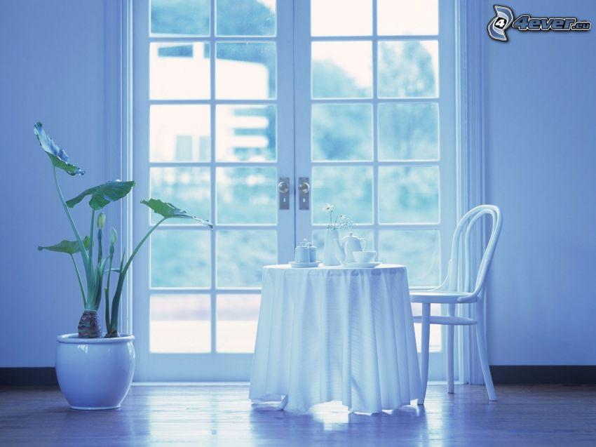 tavolo, sedia