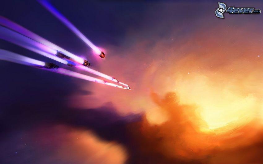 aerei da caccia, PC gioco