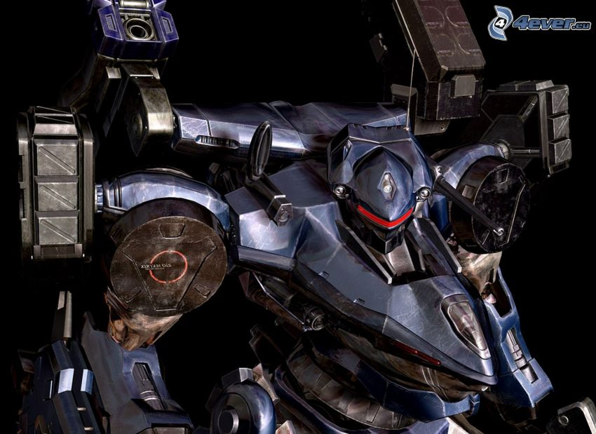 Armored Core, robot