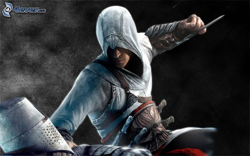Assassin's Creed, assassino