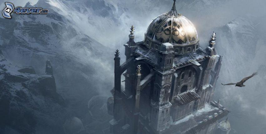 Assassin's Creed, castello fantasy