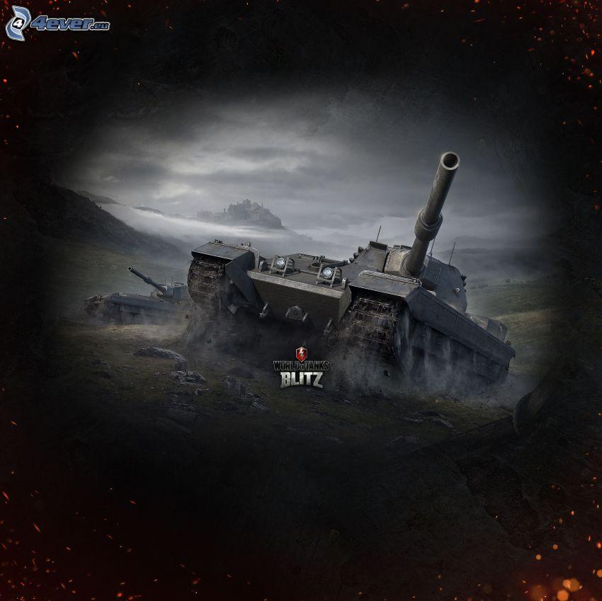 World of Tanks, carro armato