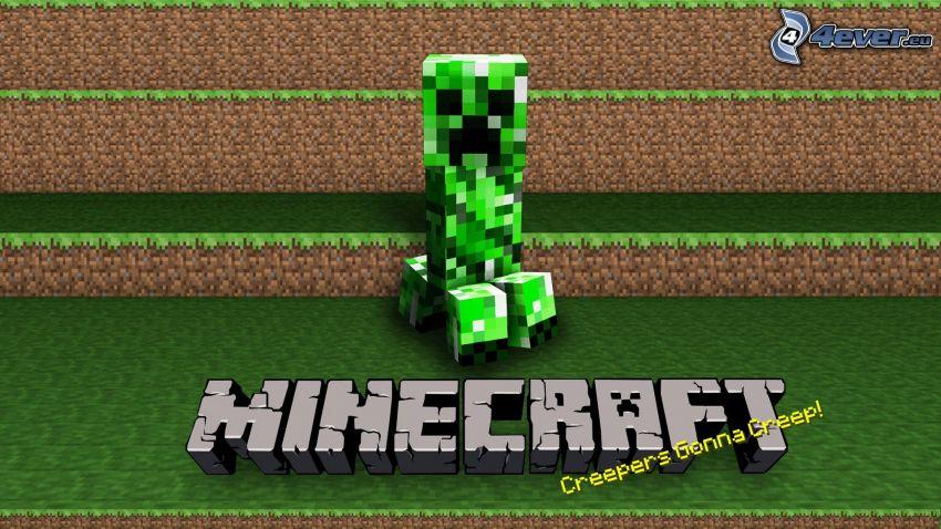 Creeper, Minecraft