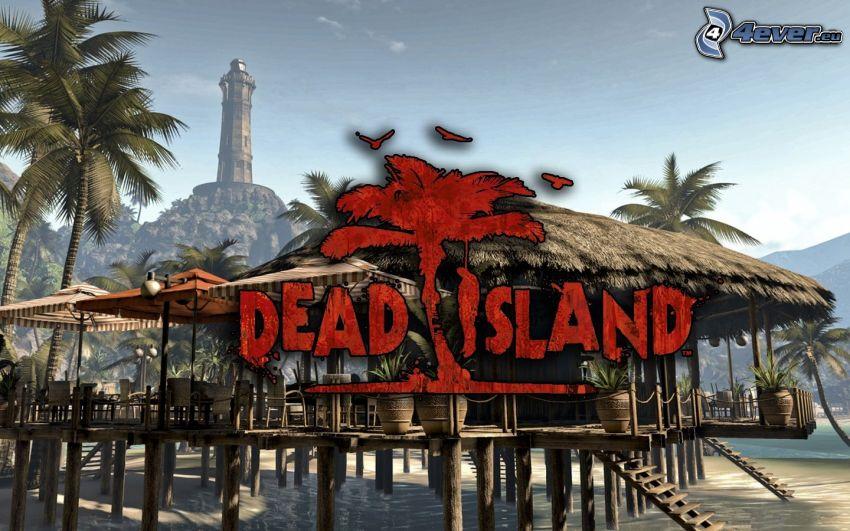 Dead Island, chalet, faro
