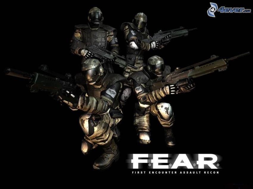 FEAR - First Encounter Assault Recon