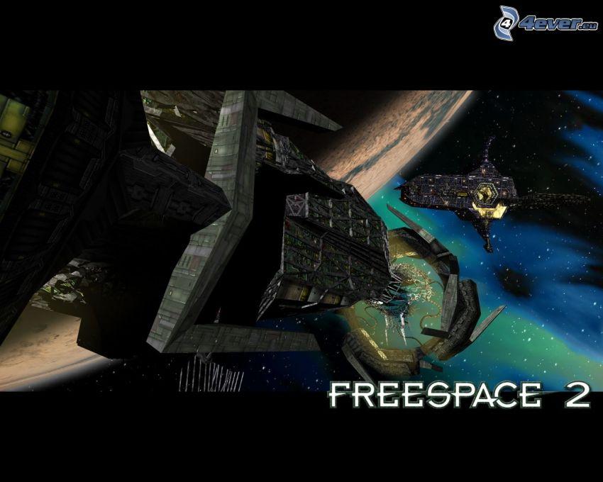 Freespace 2, gioco