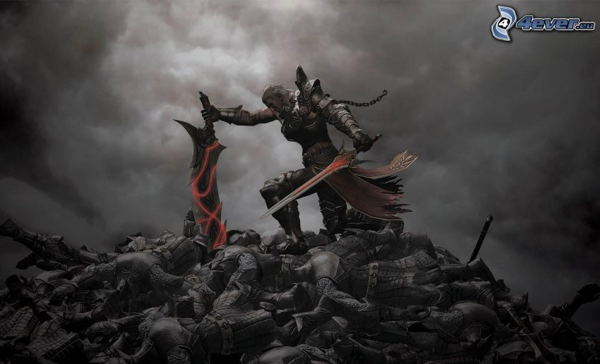 guerriero fantasy, PC gioco