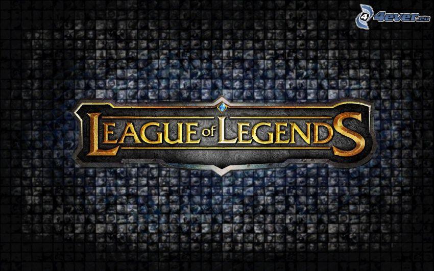 League of Legends, logo