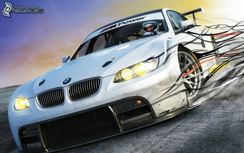 Need For Speed, BMW