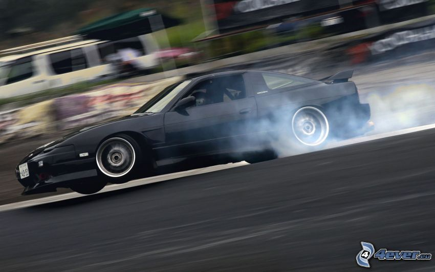 Need For Speed, drifting