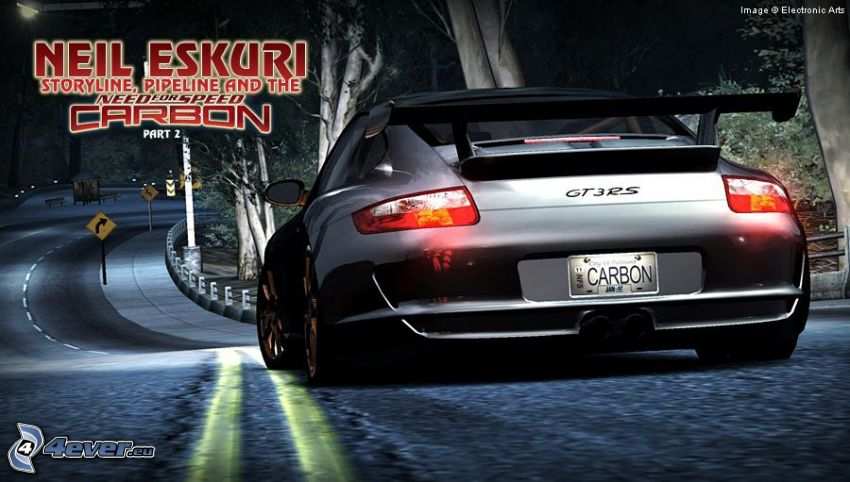Porsche 911 GT3 RS, Need For Speed