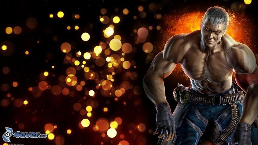 Street Fighter X Tekken, cerchi